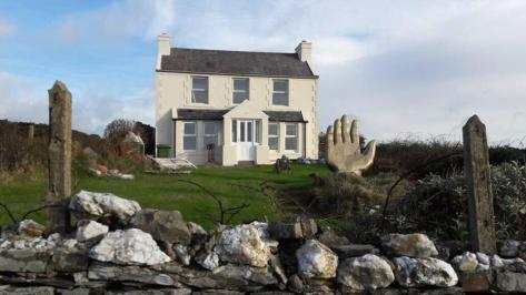Manx artist house
